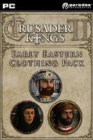 Crusader Kings II: Early Eastern Clothing Pack (PC) DIGITAL