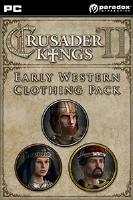 Crusader Kings II: Early Western Clothing Pack (PC) DIGITAL