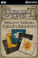 Crusader Kings II: Dynasty Shields Charlemagne (PC) DIGITAL