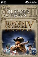 Crusader Kings II: Europa Universalis IV Converter (PC DIGITAL)
