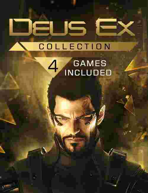 Koupit Deus Ex Collection (PC) DIGITAL