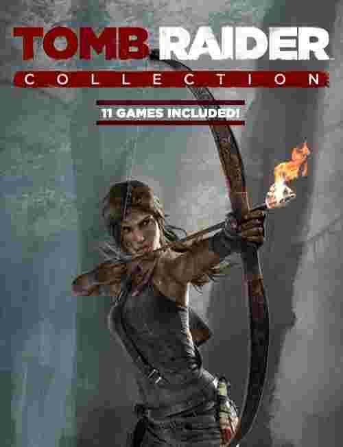 Tomb Raider Collection (PC) DIGITAL