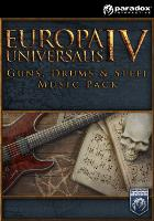 Europa Universalis IV: Guns, Drums and Steel Music Pack  DIGITAL
