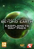 Sid Meiers Civilization: Beyond Earth Exoplanets Map Pack (PC) DIGITAL
