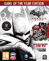 Batman: Arkham City Game of the Year Edition (PC) DIGITAL