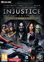 Injustice: Gods Among Us Ultimate Edition (PC) DIGITAL