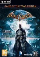 Batman: Arkham Asylum Game of the Year Edition (PC) DIGITAL