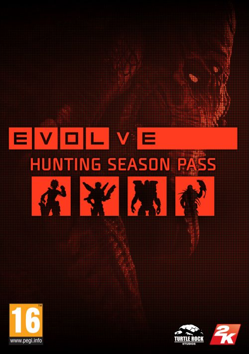 Evolve Hunting Season Pass (PC DIGITAL) (PC)