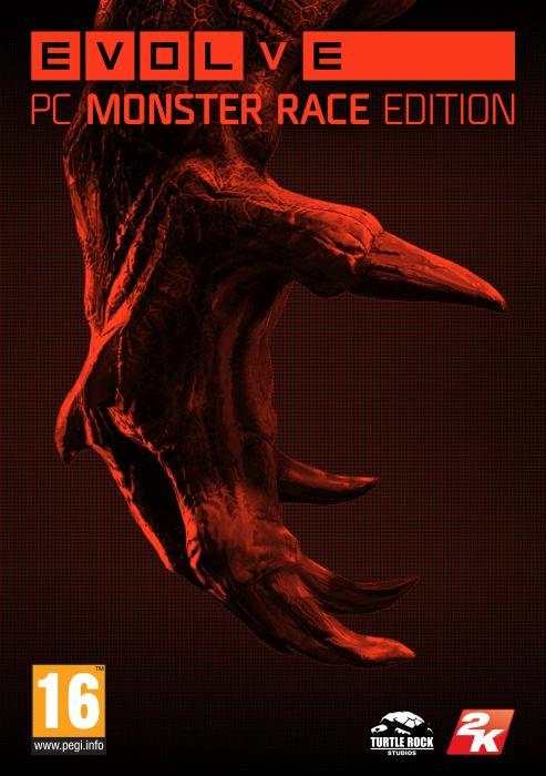 Evolve Monster Race Edition (PC DIGITAL) (PC)