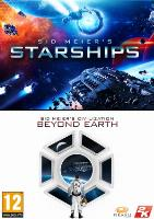 Sid Meiers Starships + Sid Meiers Civilization: Beyond Earth (PC) DIGITAL
