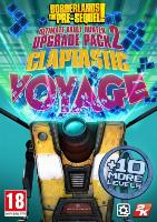 Borderlands: The Pre-Sequel - Claptastic Voyage and Ultimate Vault Hunter Upgrade Pack 2  DIGITAL
