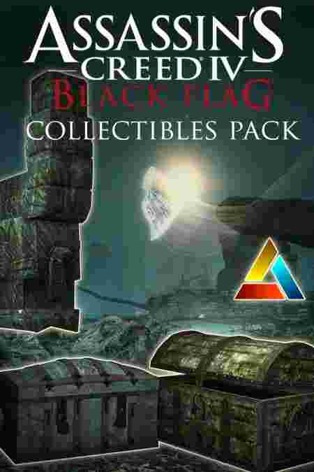 Assassins Creed IV: Black Flag - Collectibles Pack DLC (PC) DIGITAL