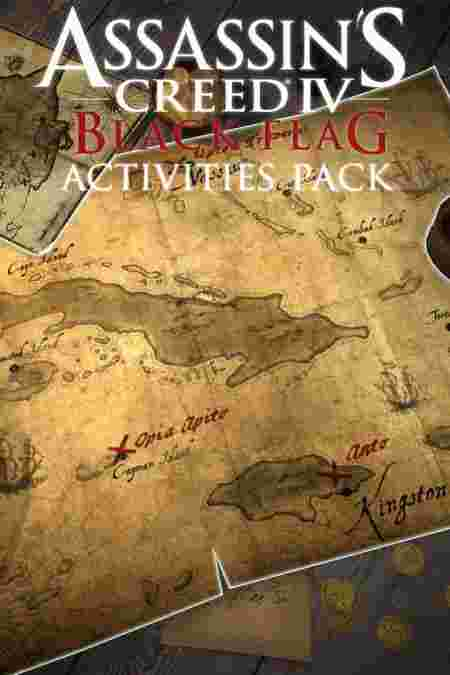 Assassins Creed IV: Black Flag - Activities Pack DLC (PC) DIGITAL