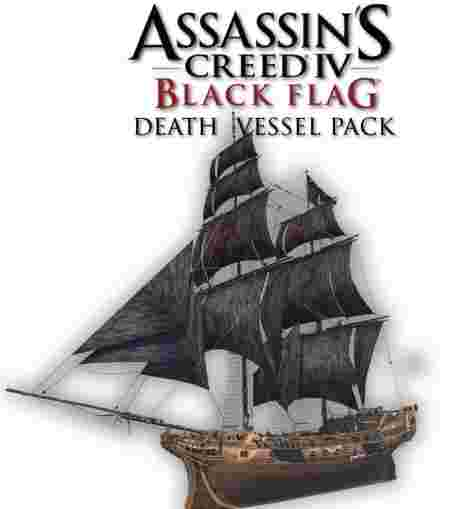Assassins Creed IV: Black Flag - Death Vessel Pack DLC (PC) DIGITAL