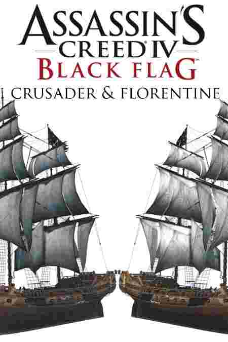 Assassins Creed IV: Black Flag - Crusader and Florentine Pack DLC (PC) DIGITAL