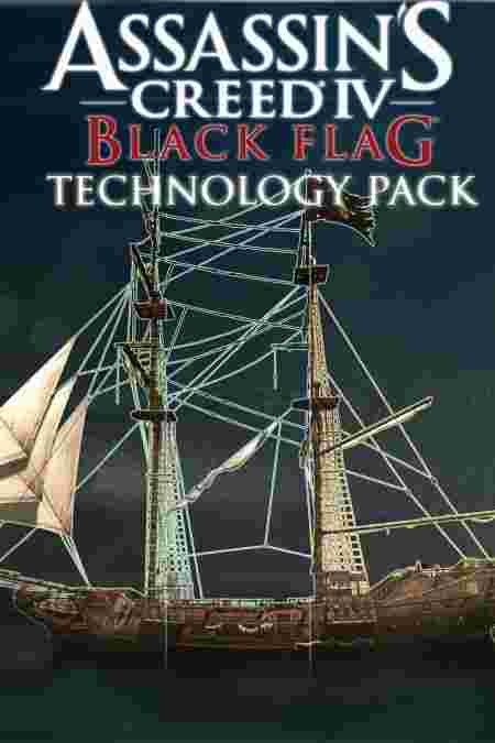 Assassins Creed IV: Black Flag - Technology Pack DLC (PC) DIGITAL