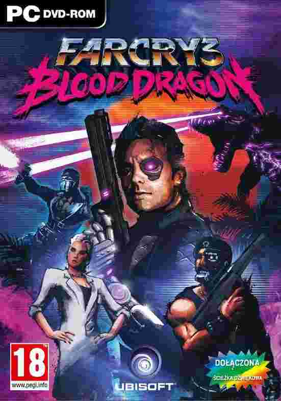 Far Cry 3 Blood Dragon DIGITAL