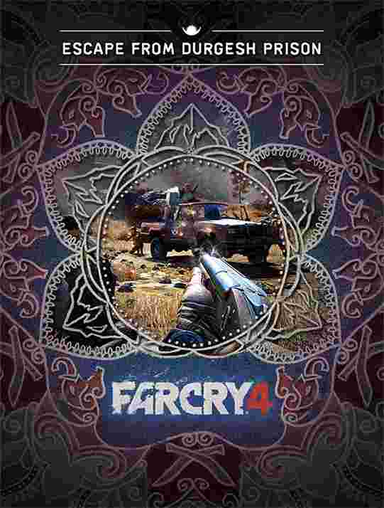 Far Cry 4: Escape from Durgesh Prison DLC (PC) DIGITAL