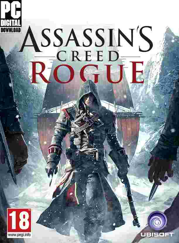 Assassins Creed Rogue Deluxe Edition (PC) DIGITAL