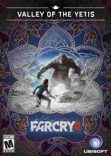 Far Cry 4: Valley of the Yetis DLC (PC) DIGITAL