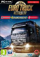 Euro Truck Simulator 2 - Skandinávie  DIGITAL
