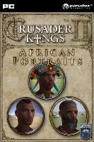 Crusader Kings II: African Portraits (PC DIGITAL) (PC)