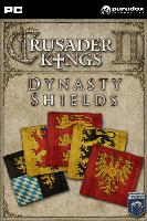 Crusader Kings II: Dynasty Shields (PC) DIGITAL