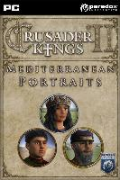 Crusader Kings II: Mediterranean Portraits (PC) DIGITAL