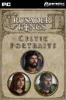 Crusader Kings II: Celtic Portraits (PC) DIGITAL