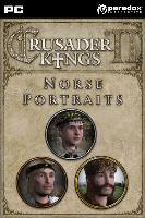 Crusader Kings II: Norse Portraits (PC) DIGITAL