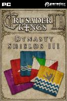 Crusader Kings II: Dynasty Shields III (PC) DIGITAL