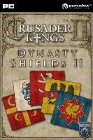 Crusader Kings II: Dynasty Shields II (PC DIGITAL) (PC)