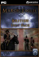 March of the Eagles: British Unit Pack (PC) DIGITAL