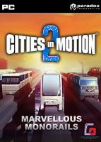 Cities in Motion 2: Marvellous Monorails DLC (PC) DIGITAL
