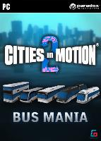 Cities in Motion 2: Bus Mania DLC (PC) DIGITAL