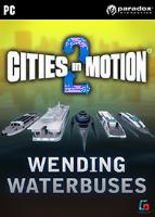 Cities in Motion 2: Wending Waterbuses DLC (PC) DIGITAL