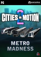Cities in Motion 2: Metro Madness DLC (PC) DIGITAL