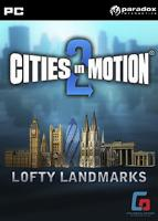 Cities in Motion 2: Lofty Landmarks DLC (PC) DIGITAL