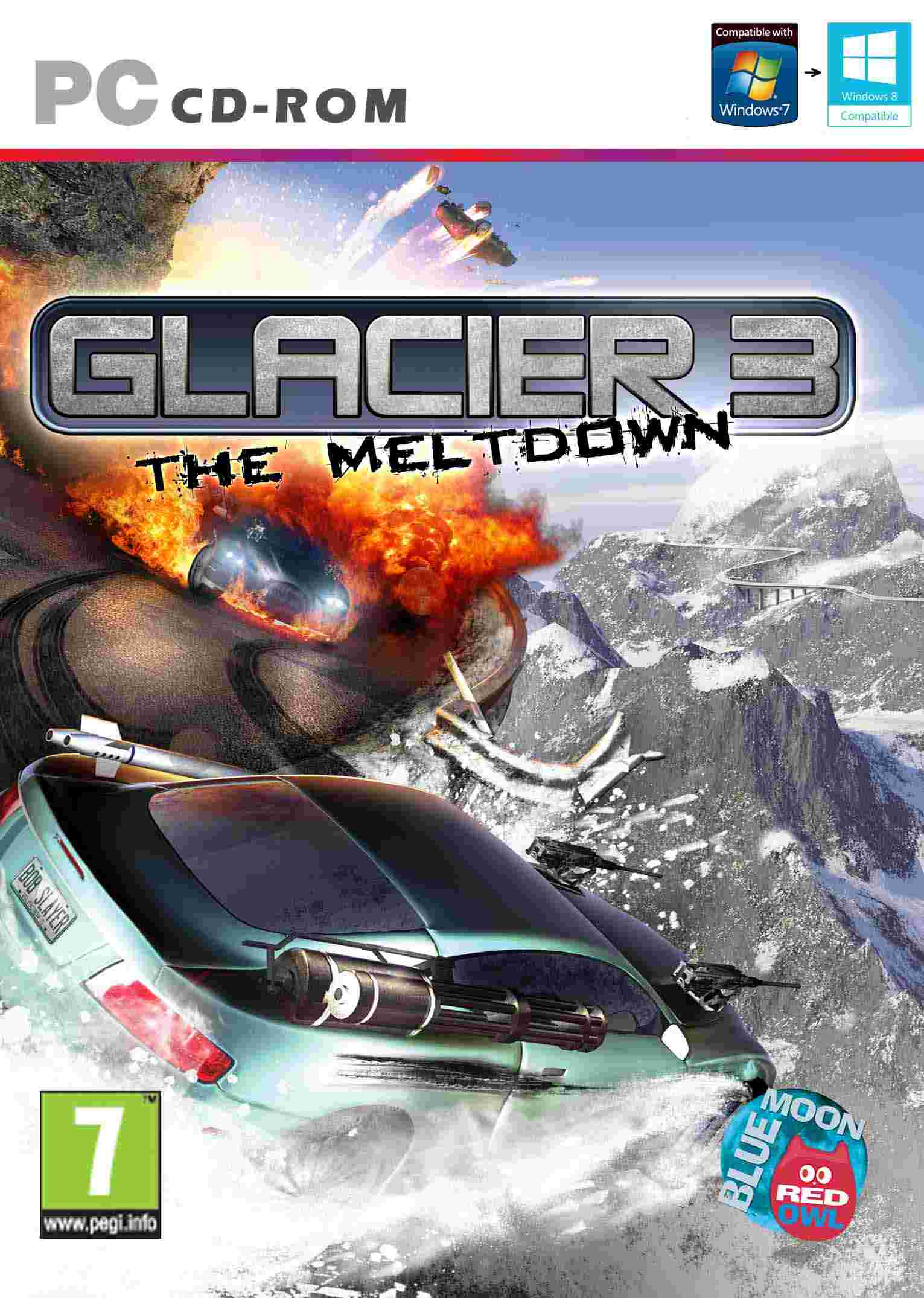 Glacier 3: The Meltdown (PC) DIGITAL