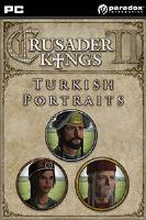 Crusader Kings II: Turkish Portraits (PC) DIGITAL