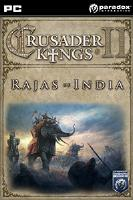 Crusader Kings II: Rajas of India (PC) DIGITAL