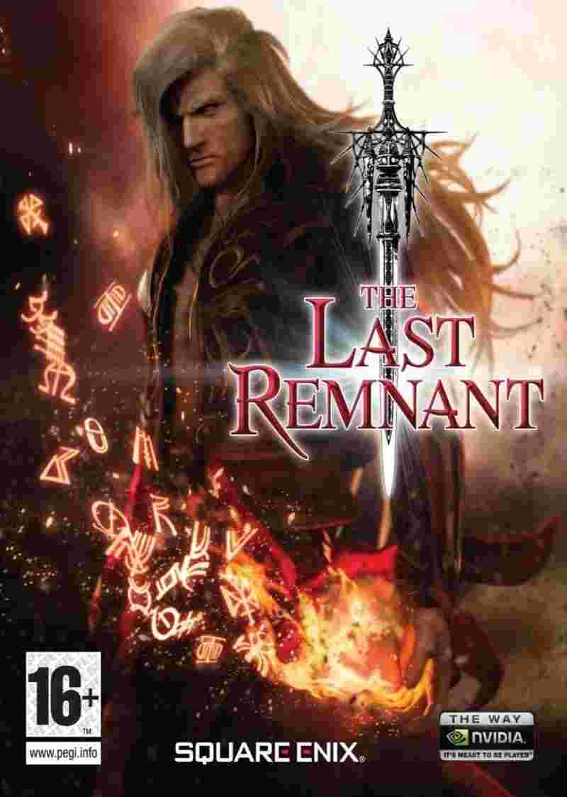 Koupit The Last Remnant (PC) DIGITAL