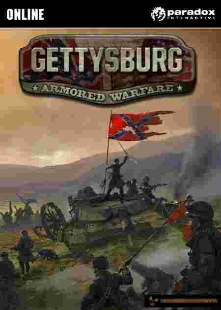 Gettysburg: Armored Warfare (PC) DIGITAL