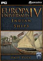 Europa Universalis IV: Indian Ships Unit Pack  DIGITAL