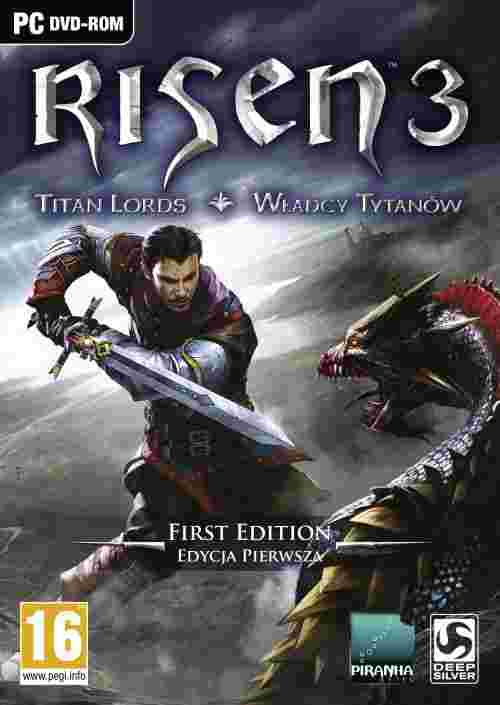 Koupit Risen 3: Titan Lords First Edition (PC) DIGITAL