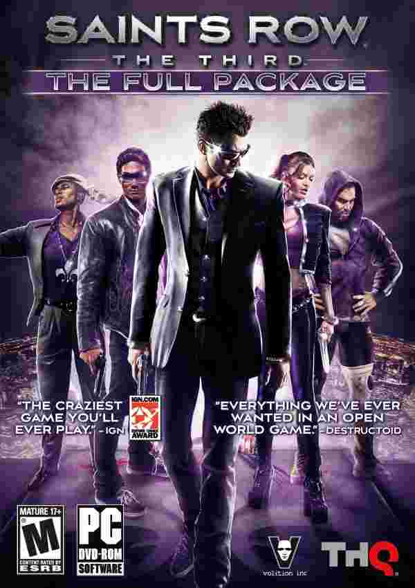 Saints Row: The Third - The Full Package (PC) DIGITAL