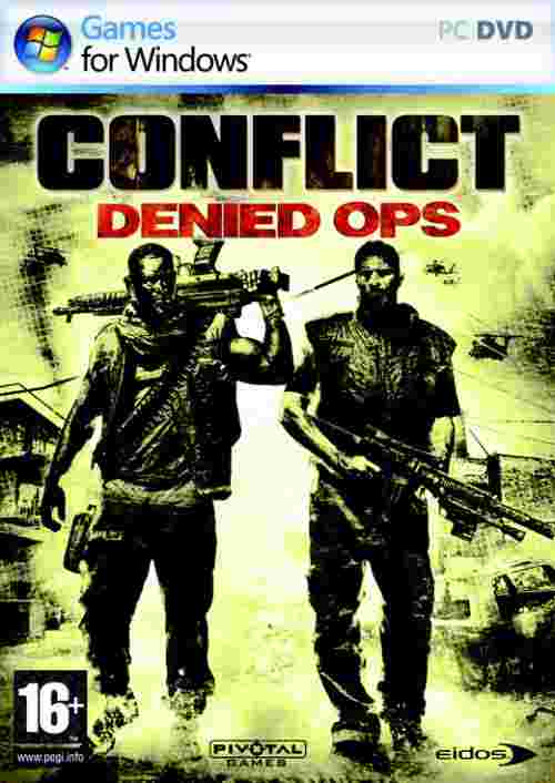 Conflict: Denied Ops (PC) DIGITAL