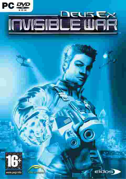 Koupit Deus Ex: Invisible War (PC) DIGITAL