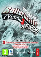 RollerCoaster Tycoon 3 Platinum (MAC) DIGITAL