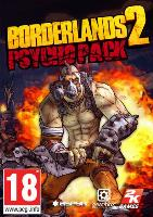 Borderlands 2 Psycho Pack  DIGITAL